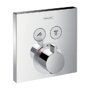 Термостат для душа Hansgrohe ShowerSelect 15763000
